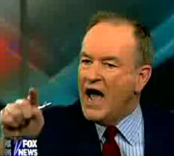 Oreilly pointing
