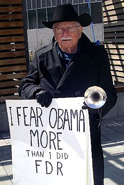 Fear obama more thanFDR
