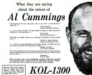 KOL-1300 Al Cummings