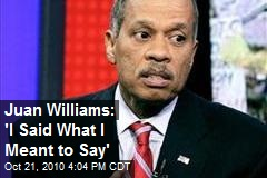 Juan-williams-i-said-what-i-meant-to-say