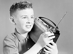 Old Seattle Radio Saturday: little boyz clutching transistors late