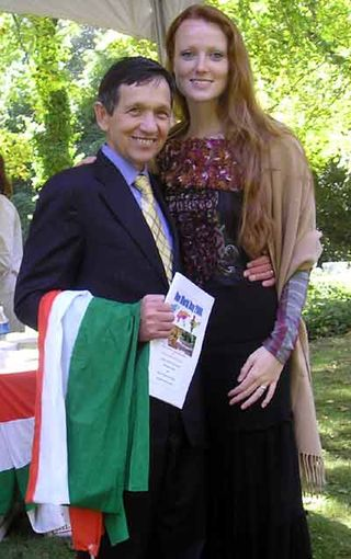 Dennis-kucinich-and-wife
