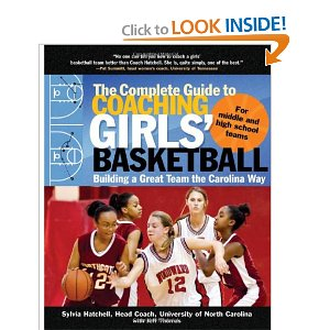 Girls basketball coach book