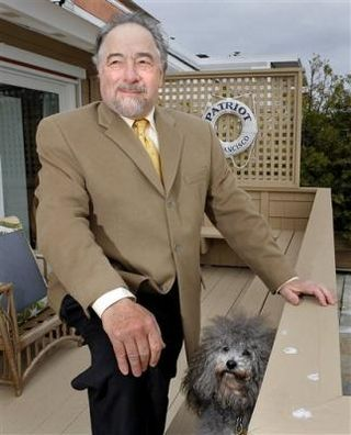 MichaelSavage~escort dog