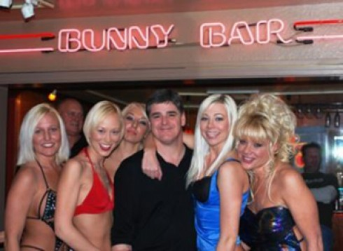 hannity with hookers